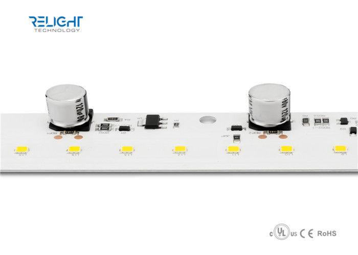 High PF No Fliker Commercial Linear AC LED Modules for Ceiling Light , Low THDI