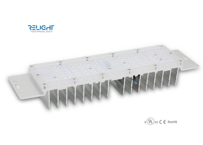 30W 50W led streetlights modules waterproof IP67 for outdoor using