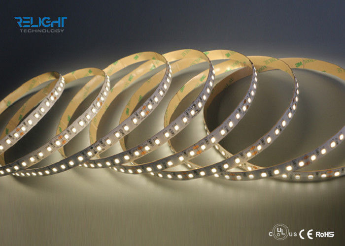 DC 12V 24V N-Waterproof WW/CW/RGB color customization SMD 3528 flexible custom led strip light copper material