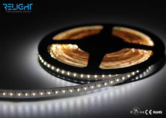 Relight CE UL high quality flexible Led Strip High Temperature Smd 3014 Led Strip 4.8W 24V CRI 90 Led Strip