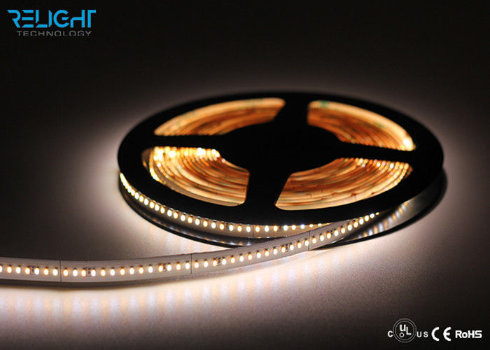 High Brightness Decoration And Lighting CRI up to 90 6000CCT 24W 5050 RGB LED Strip